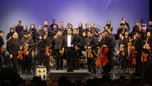 National Orchestra Performs in Vahdat Hall