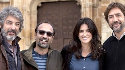 Farhadi's Cannes opener will keep audiences on edge