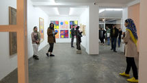 O Gallery showing group art exposition