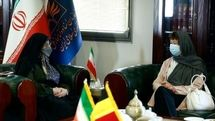 Belgian envoy highlights expansion of cultural ties with Iran