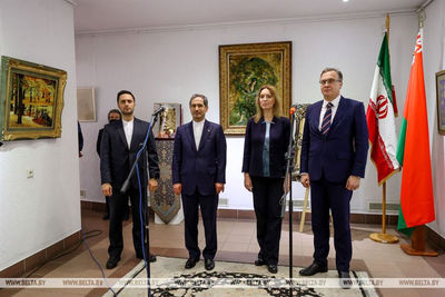 Iran, Belarus plans to expand cultural ties