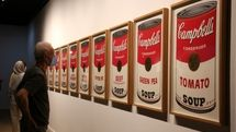 TMCA showing Andy Warhol artworks