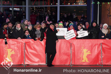 Festival director Dieter Kosslick attends the closing ceremony during the 68th Berlinale International Film Festival Berlin