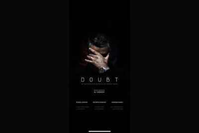 Iranian short film 'Doubt' to vie at two intl. Film Festivals