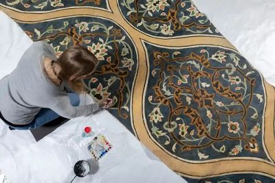 """Victoria and Albert Museum in London hosts """"Epic Iran"""" Exhibition"""
