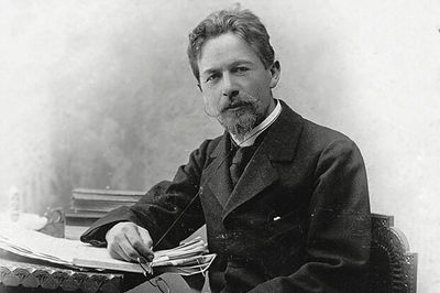 Chekhov among bestselling foreign authors in Iran: Maxim Gorky Literature Institute CEO