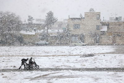 Ali Bagheri Finishes Second at Weather Photographer of the Year Contest