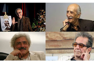 Three cineastes to get lifetime awards at Iran Cinema Celebration
