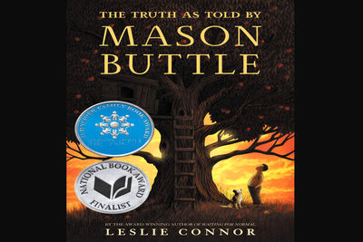 """The Truth as Told by Mason Buttle"" published in Persian"
