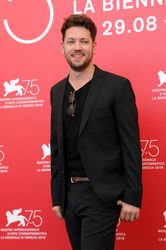 099994 Gonzalo Tobal attends _Acusada (The Accused)_ photocall during the 75th Venice Film
