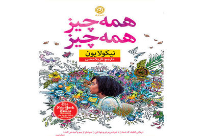 """""""Everything, Everything"""" comes to Iranian bookstores"""