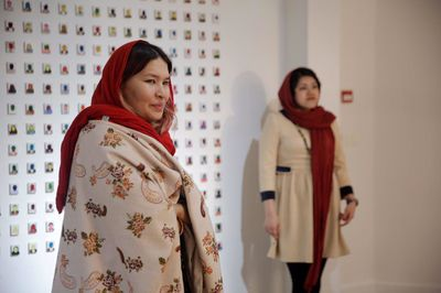 Fajr festival of visual arts showcases international entries