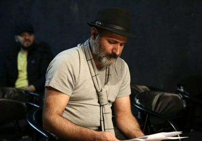 Alfred to go on stage in Tehran