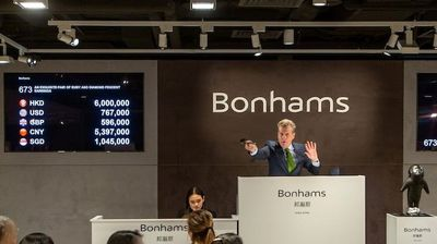 Bonhams Auction to offer works by Iranian artists