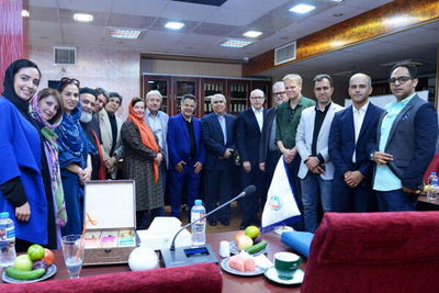 Finnish Film Foundation Keen on Collaboration with Iran's Private Sector